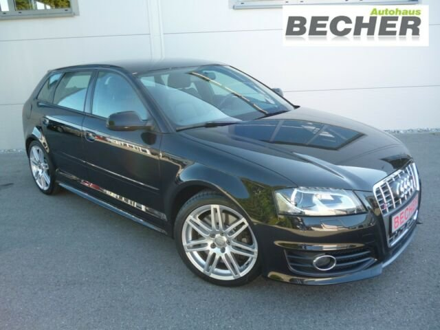 Audi S3 2.0 TFSI Sportback quattro*Xenon*GRA*Klima..., Jahr 2012, petrol
