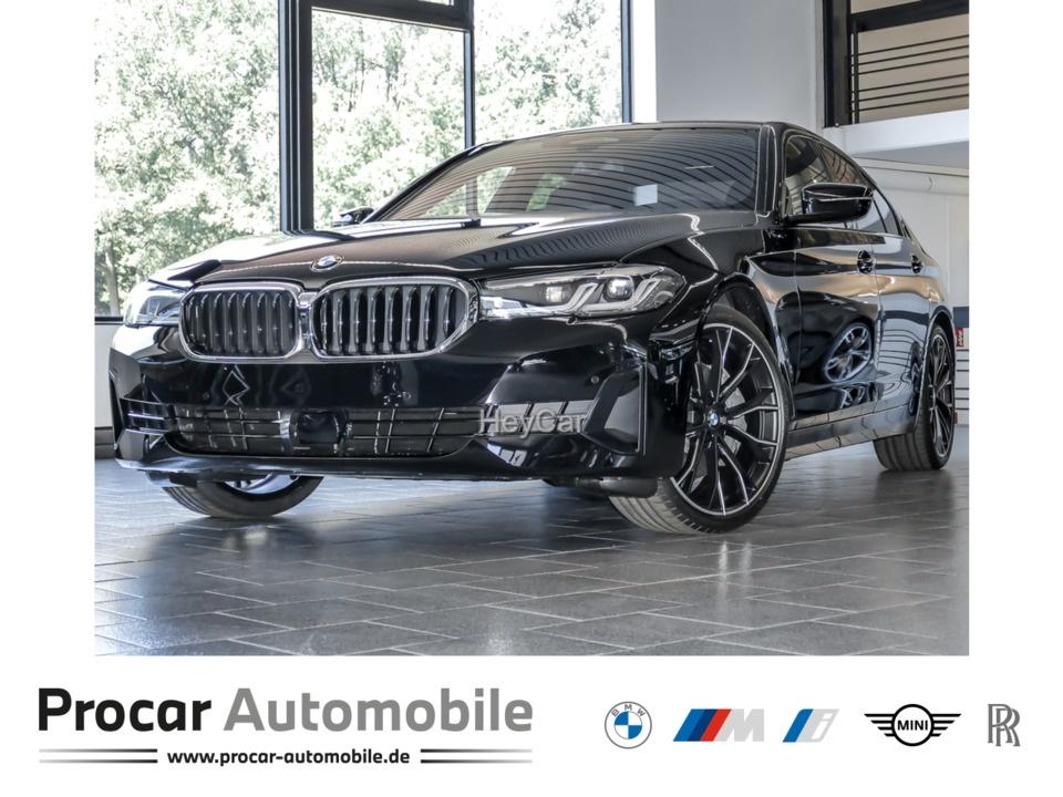BMW 530d M Sport Aut. Komfortsitze ACC Pano LED, Jahr 2020, Diesel