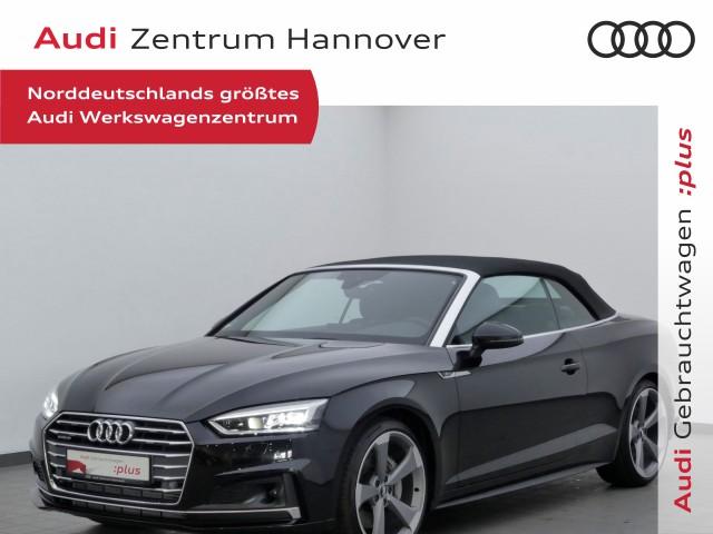 Audi A5 Cabrio sport 50 TDI quattro S-line tiptronic, Jahr 2020, Diesel