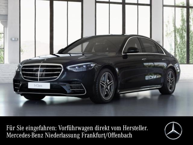 Mercedes-Benz S 450 L 4M AMG Burmester 3D Fondent 360°, Jahr 2021, Benzin