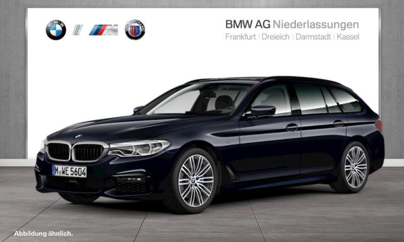 BMW 530d xDrive Touring M Sportpaket M Sportbr. HiFi, Jahr 2020, Diesel