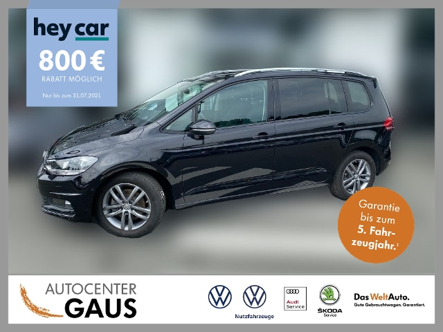 Volkswagen Touran IQ.Drive 2.0 TDI DSG 7-Sitzer Pano Navi, Jahr 2019, Diesel