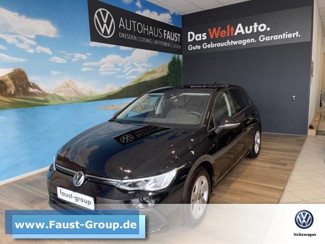 Volkswagen Golf VIII LED Climatronic PDC, Jahr 2020, Benzin