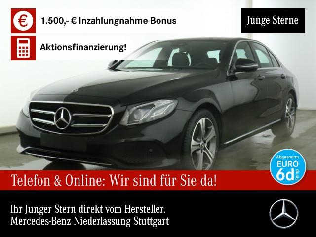 Mercedes-Benz E 200 Avantgarde Multi.AHK.SpiegelP.Totw., Jahr 2019, Benzin