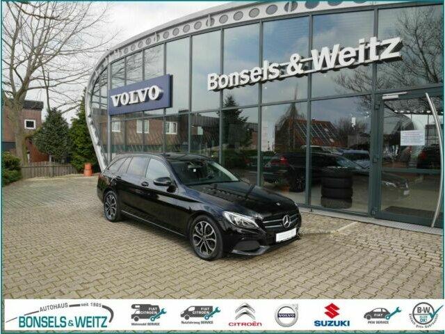 Mercedes-Benz C 200 d Kombi Avantgarde G-Tronic, Jahr 2018, Diesel