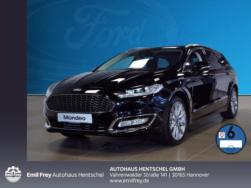 Ford Mondeo Turnier 2.0 TDCi Start-Stopp PowerShift-Aut Vignale 132 kW, 5-türig (Diesel), Jahr 2020, Diesel
