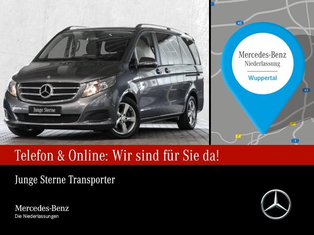 Mercedes-Benz V 220 d EDITION Lang Sportp. Spurp. Navi Sitzhzg, Jahr 2015, Diesel