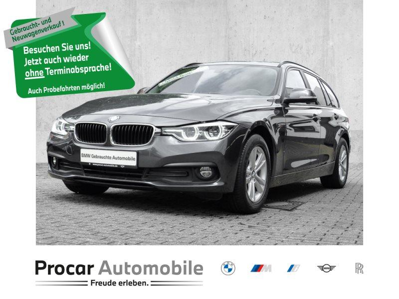 BMW 320d Touring Advantage LED Finanz. ab 1%, Jahr 2018, Diesel