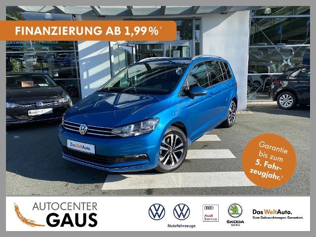 Volkswagen Touran United 2.0 TDI AHK Navi 7-Sitzer, Jahr 2020, Diesel