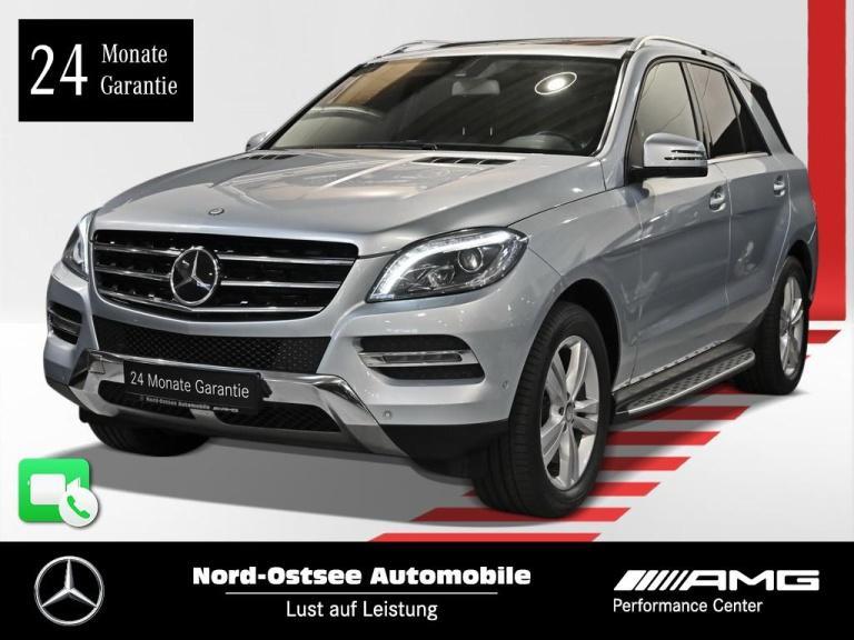 Mercedes-Benz ML 350 BlueTEC 4M Comand Harman Distronic AHK, Jahr 2015, Diesel