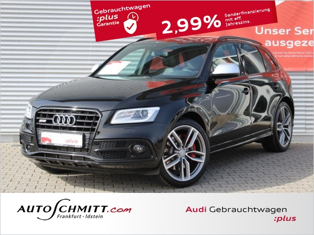 Audi SQ5 3.0 TDI competition Xenon AHK Navi Plus Klima, Jahr 2015, Diesel