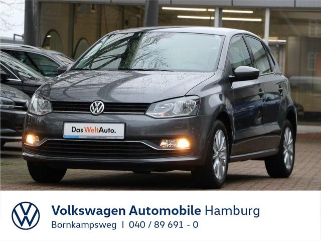 Volkswagen Polo 1,2 TSI Comfortline/LM/PDC/STZHZG/, Jahr 2016, Benzin