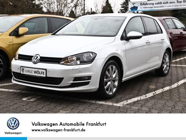 Volkswagen Golf VII 2.0 TDI Allstar 4Mot. ParkPilot Navi AHK Leichtmetallfelgen, Jahr 2017, Diesel