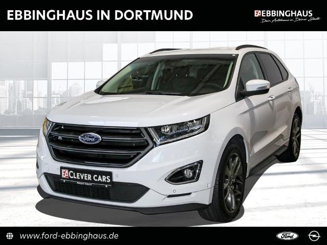 Ford Edge 4x4 Sport LED KAMERA NAVI DAB e-SITZE e-HECK, Jahr 2016, Diesel