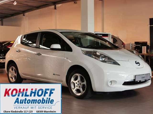Nissan Leaf 24 kWh (mit Batterie) Acenta Navi Kamera, Jahr 2015, Elektro