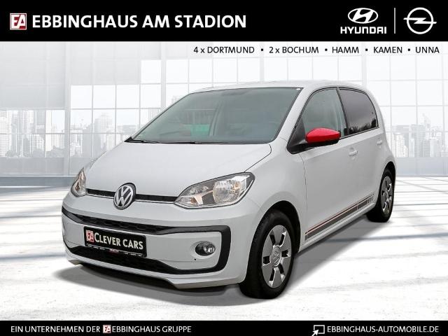 Volkswagen up! beats BMT Start-Stopp 1.0 EU6d-T LED-Tagfahrlicht Multif.Lenkrad NR RDC Klima, Jahr 2018, Benzin