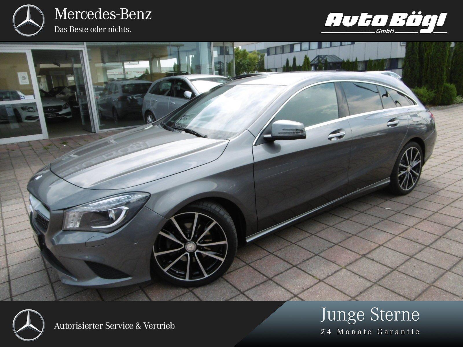 Mercedes-Benz CLA 180 Shooting Brake Urban/Autom./Klima/Xenon, Jahr 2016, Benzin
