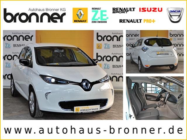 Renault ZOE (ohne Batterie) 22 kwh Intens, Jahr 2013, Elektro