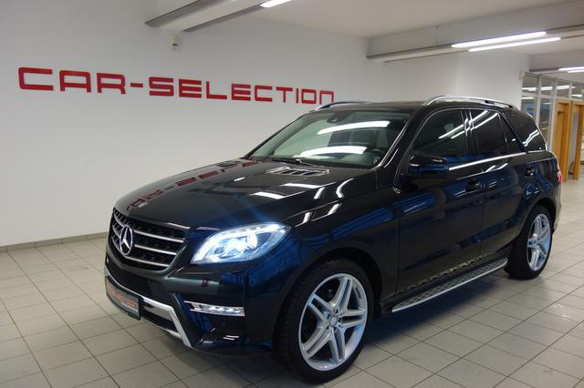 Mercedes-Benz ML 250 CDI BT AMG LINE AIRMATIC/XENON/SD/21/PDC, Jahr 2014, Diesel
