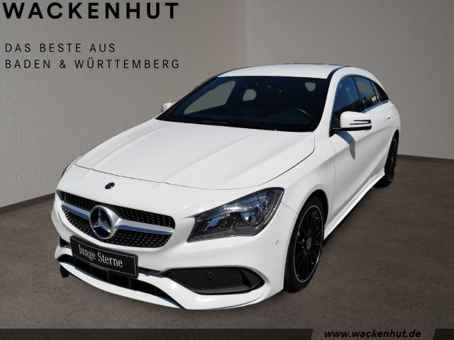 Mercedes-Benz CLA 220 Shooting Brake d AMG Navi Kamera Klima., Jahr 2017, Diesel