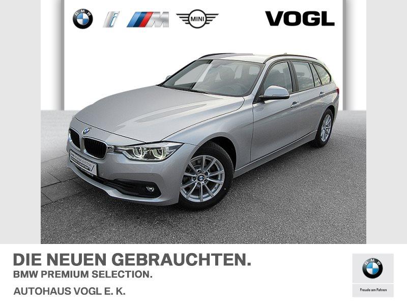 BMW 316d Touring LED, Navi, SHZ, PDC, Jahr 2019, Diesel
