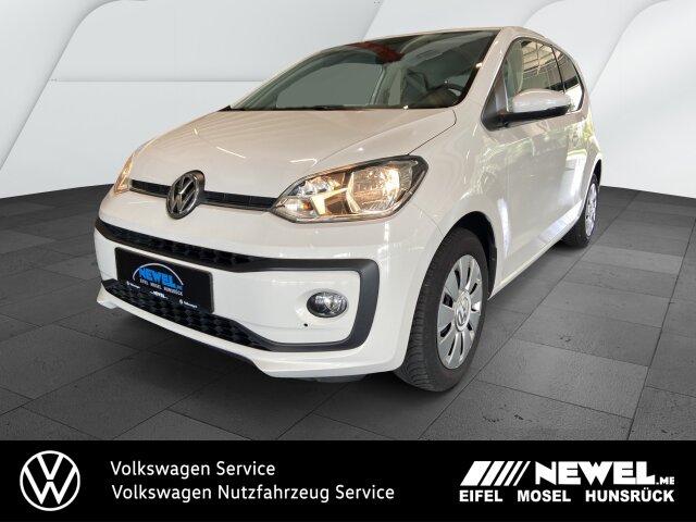 Volkswagen up! 1.0 move up! *KLIMA*SHZ*WINTER-PAKET*USB*ZV*, Jahr 2016, Benzin