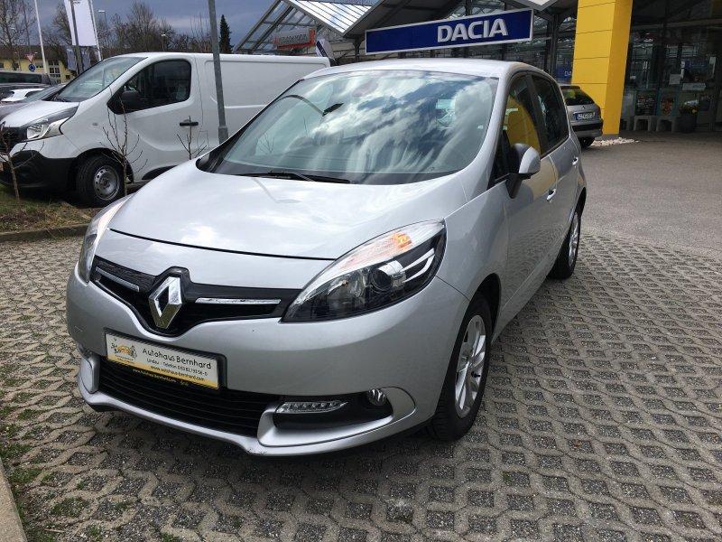 Renault Scenic 1.2 TCe 115 Paris ENERGY *Tagfahrlicht*, Jahr 2014, Benzin