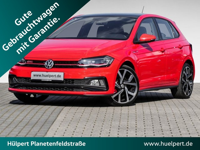 Volkswagen Polo GTI DSG LED NAVI ACC ALU18 CAM BEATS PANO, Jahr 2018, Benzin