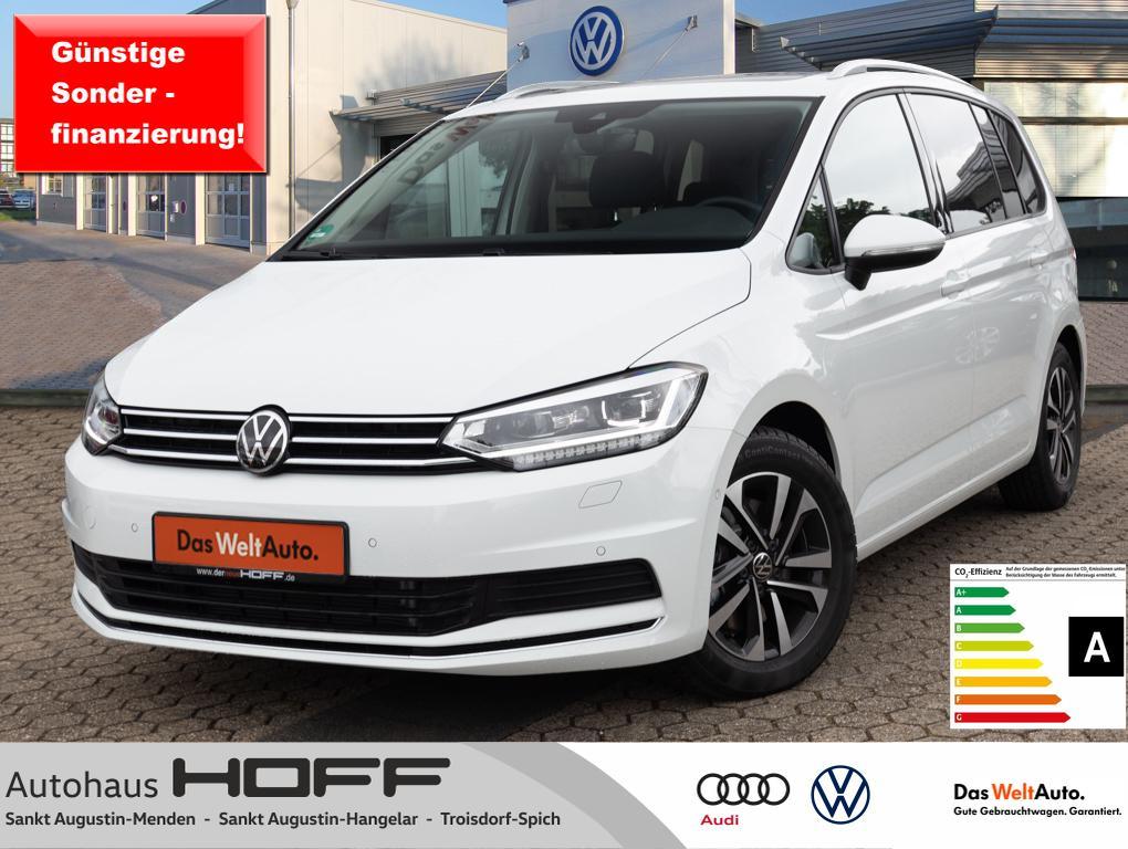 Volkswagen Touran 2.0 TDI DSG United LED Kamera Navi Pano, Jahr 2021, Diesel