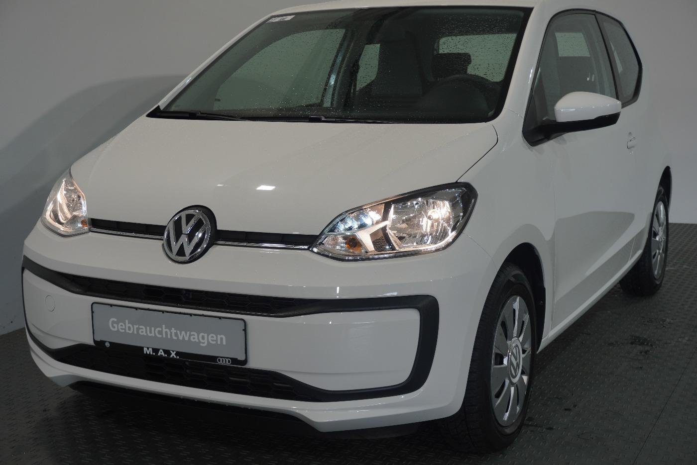 Volkswagen up! 1.0 move up! GARANTIE KLIMA USB, Jahr 2018, Benzin