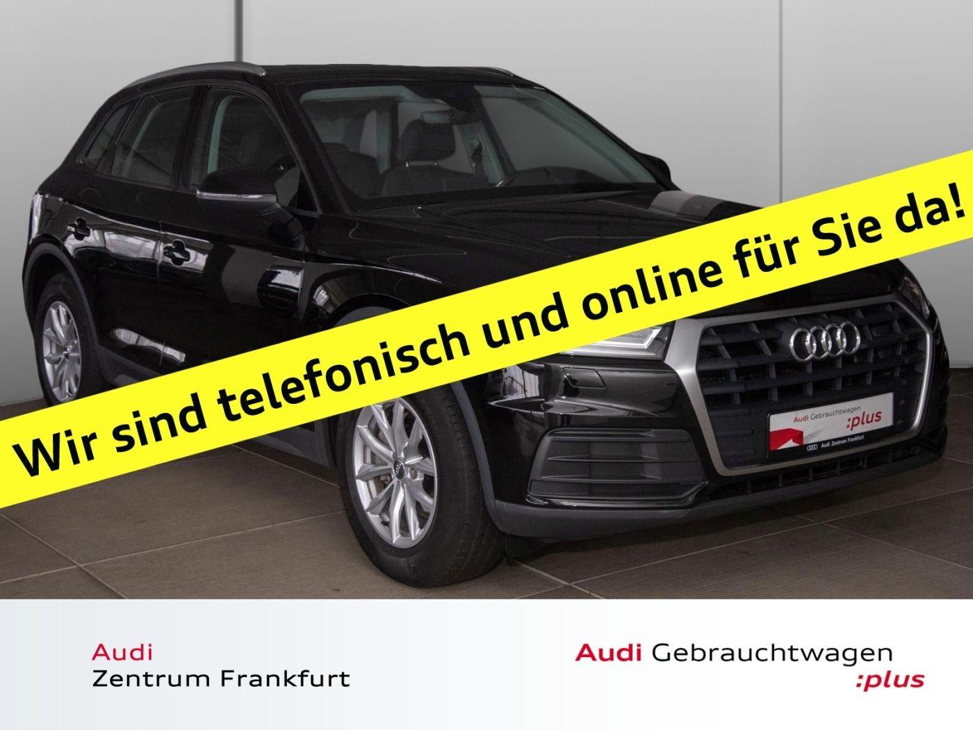 Audi Q5 2.0 TDI Navi Xenon Tempomat PDC Sitzheizung, Jahr 2017, Diesel
