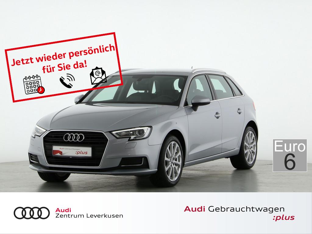 Audi A3 Sportback 1.0 TFSI design, Jahr 2018, Benzin