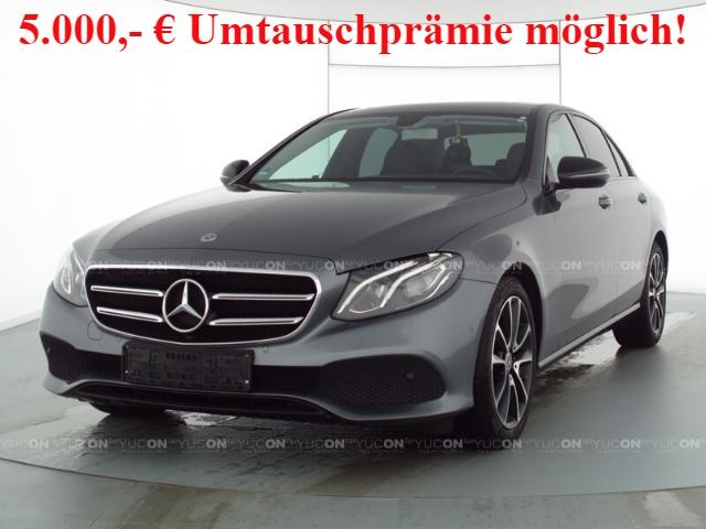 Mercedes-Benz E 220 d Avantgarde Night+Navi+SHD+Kamera+DAB+EU6d-T, Jahr 2019, Diesel