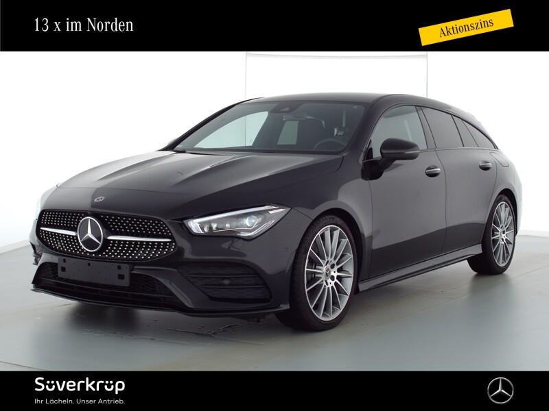 Mercedes-Benz CLA 250 Shooting Brake AMG 360°/Night/LED/Memory, Jahr 2019, Benzin