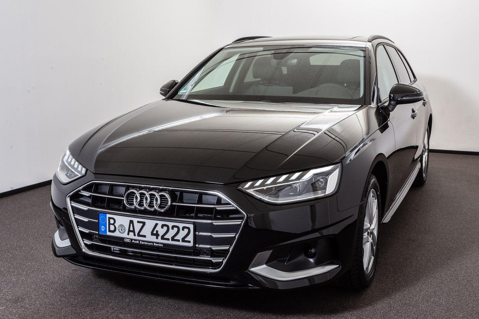 Audi A4 Avant advanced 40 TFSI S tronic, Jahr 2021, Benzin