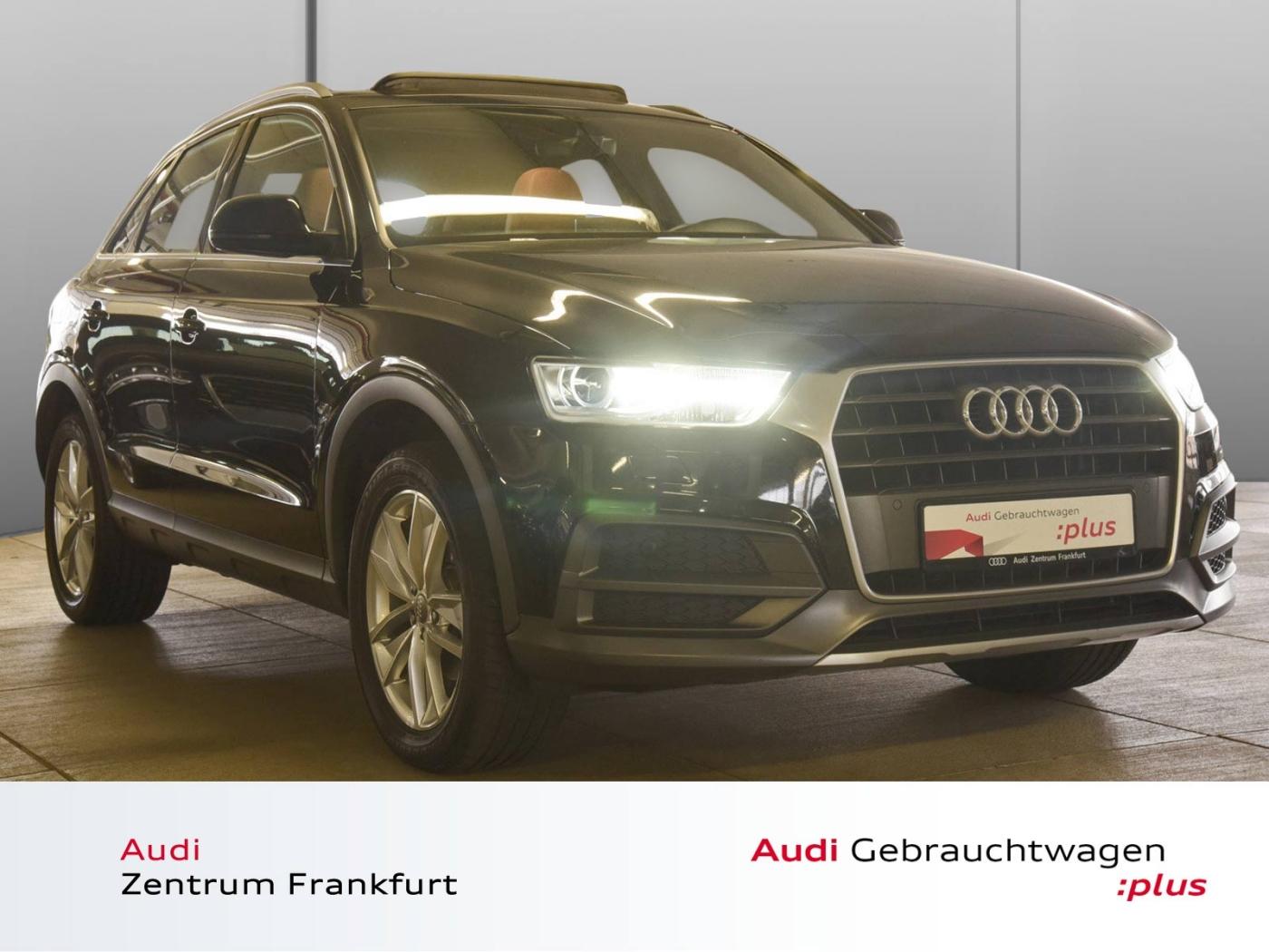Audi Q3 2.0 TDI design S tronic Navi Xenon Panorama A, Jahr 2017, Diesel