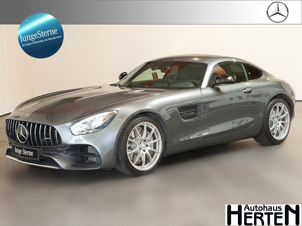 Mercedes-Benz Mercedes-AMG GT,Comand,Fahrassistenzpaket,LED, Jahr 2018, Benzin