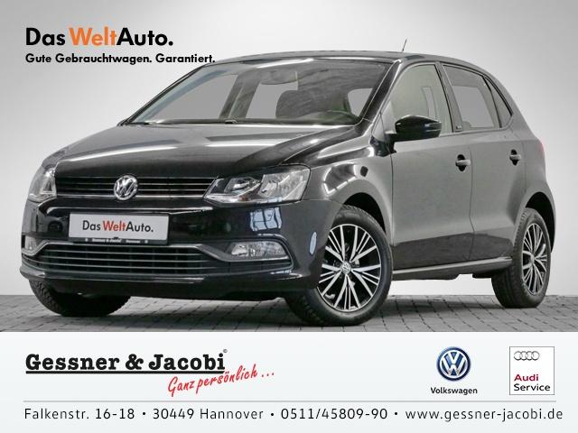Volkswagen Polo Klima Einparkhilfe el. Fenster, Jahr 2016, Benzin