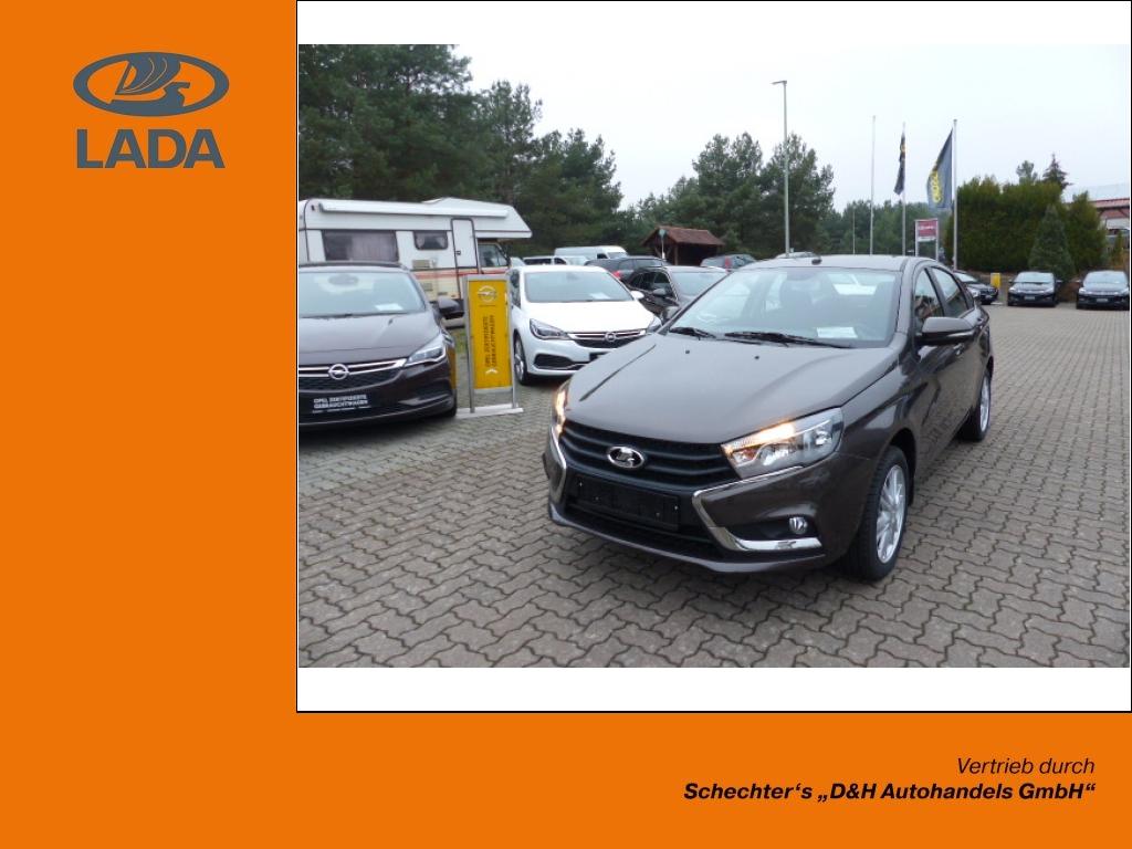 Lada Vesta 1.6 Automatik, Jahr 2017, Benzin
