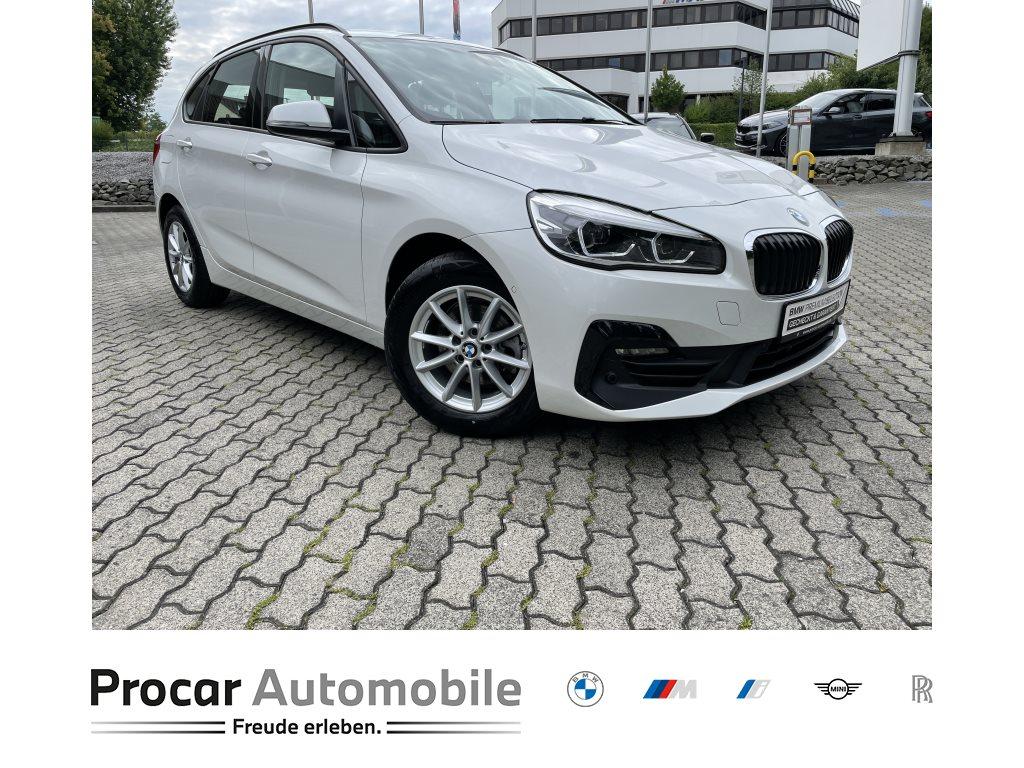 BMW 216d Active Tourer+Parkassist+LED+DAB Advantage, Jahr 2020, Diesel