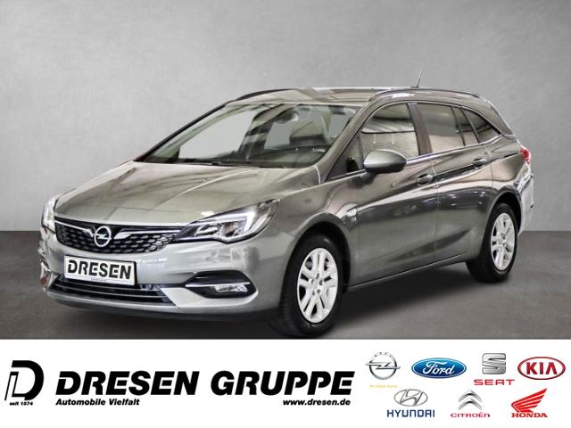 Opel Astra K Sports Tourer 120 Jahre/Navi Rückfahrkam.+PDCv+h, Jahr 2019, Benzin