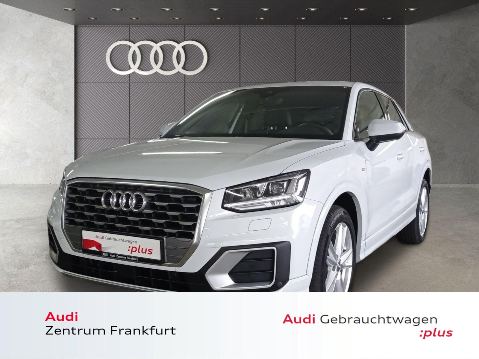 Audi Q2 30 TDI advanced sport LED AHK DAB Navi PDC, Jahr 2020, Diesel