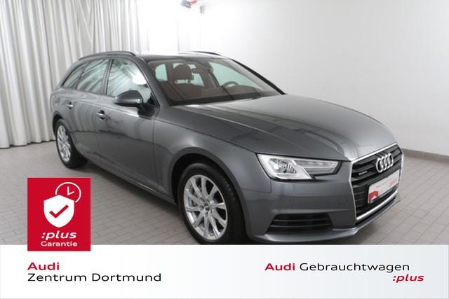 Audi A4 Avant 2.0TDI qu. Navi+/Xenon/Leder/GRA/APS+, Jahr 2018, Diesel