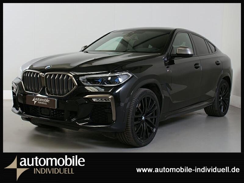 BMW X6 M50i M Sport Laser AHK H&K Standh. DAB 22Zoll, Jahr 2020, Benzin