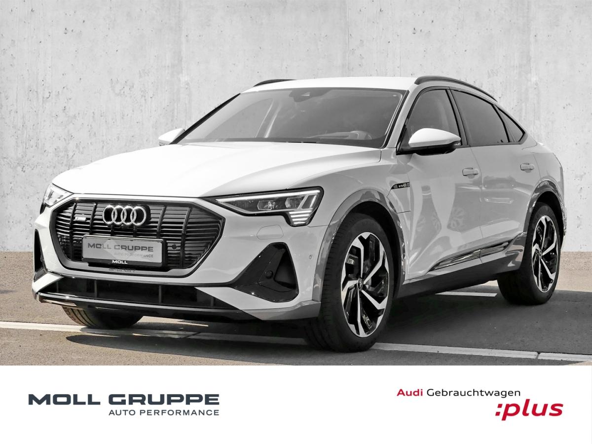 Audi e-tron Sportback S line 50 quattro (BAFA Prämie, Jahr 2021, Elektro