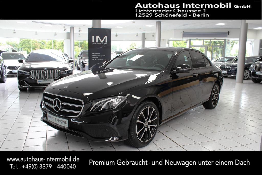 Mercedes-Benz E 300 d Avantgarde*Night-Pak*LED*Schiebedach*DAB, Jahr 2020, Diesel