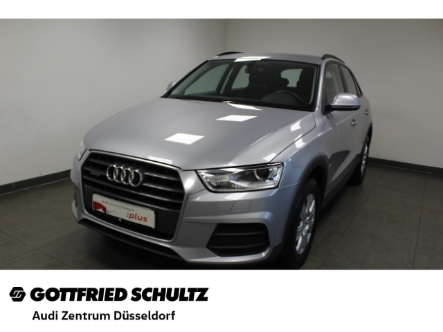 Audi Q3 2.0 TDI quattro 6-Gang 110(150) KW(PS), Jahr 2018, Diesel