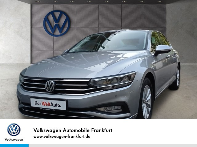Volkswagen Passat 2.0 TDI Business DSG Navi AHK, Jahr 2020, Diesel