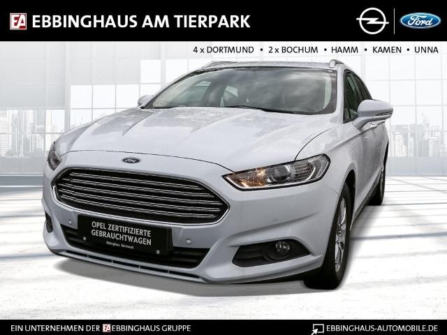 Ford Mondeo Business Edition Navi Klimaauto Einparkhilfe v+h Bordcomputer, Jahr 2017, Diesel