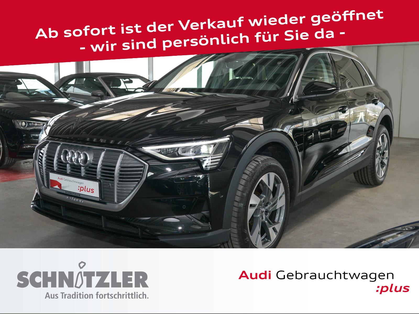Audi e-tron 50 quattro virtual cockpit plus/Navi plus/+++, Jahr 2020, Elektro